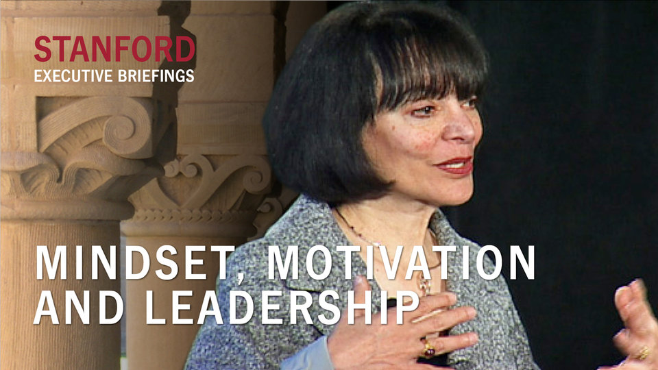 Mindset, Motivation and Leadership