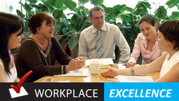 Work Place Excellence: Open Communication & Teamwork