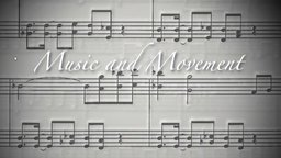 Music and Movement in Early Learning - Music