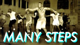 Many Steps - The Origin and Evolution of African American Collegiate Stepping