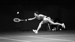 Billie Jean King - A Female Tennis Champion