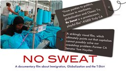 "No Sweat - Lifting the Label Behind the ""Sweatshop-Free"" Movement"