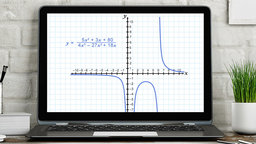 Graphing Rational Functions, Part 1