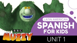 Spanish (Latin American) for Kids - Unit 1